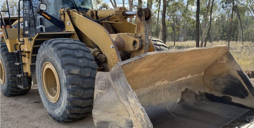 Bulk Earth Moving Service - MRP Sand Quarry