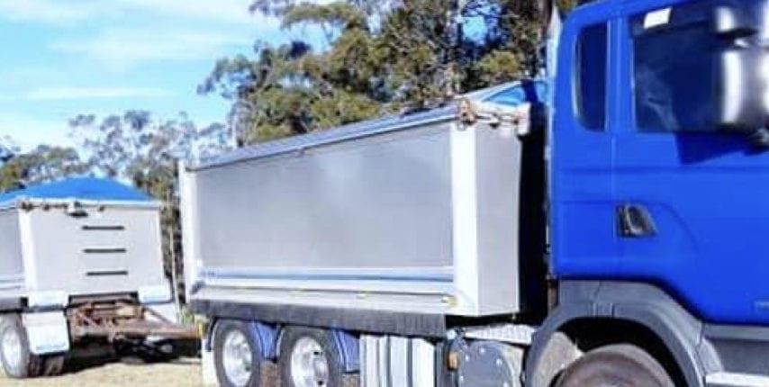 Bulk Transport Landscaping Suppliers - MRP Sand Quarry